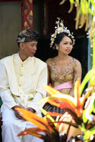 Indonesian wedding
