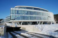 Danish bank new office