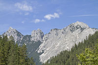 Arnspitzgruppe in Tirol