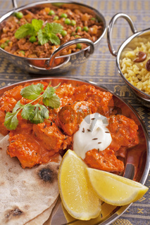 Indian Meal Chicken Tikka Masala