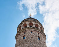 View of the Galata Tower