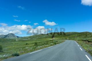Landschaft in Jotunheimen-1