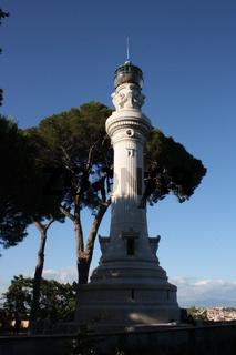 Rom, Leuchtturm Faro del Gianicolo