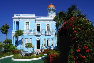 Palacio Azul,Cienfuegos,Kuba