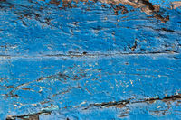 Wood texture painted blue