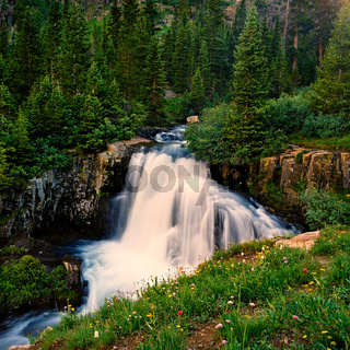 Imogene Falls
