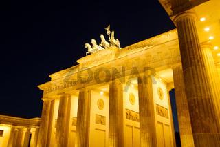 Brandenburger Tor 006. Berlin