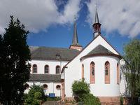 Liebfrauenkirche, Bitburg, Deutschland, Europa
