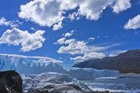 Blue Glacier, Patagonia, Argentina