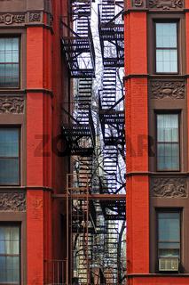 feuerleitern in new york