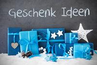 Christmas Gifts, Snow, Geschenk Ideen Means Gift Idea