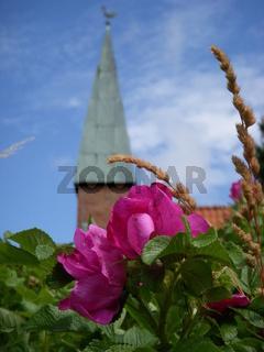 Kirchturm St. Nikolai in St. Peter-Ording