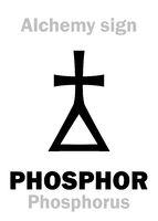 Alchemy: PHOSPHOR (Phosphorus)