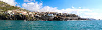 Panorama - Südküste von Madeira