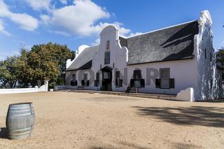 Weingut, Groot Constantia, Südafrika,