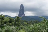 Cao Grande, Sao Tome, Afrika