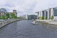 Spree River View, Berlin, Germany