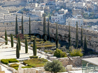 Ausgrabungen am Tempelberg in Jerusalem