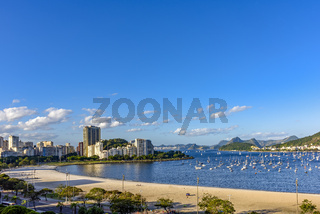 Botafogo beach and cove