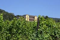 Schloß Villa Ludwigshöhe bei Edenkoben