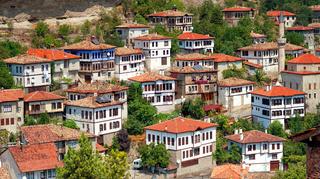 Historical ottoman houses, Safranbolu, Turkey
