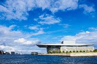 Neue Oper in der Stadt Kopenhagen, Dänemark