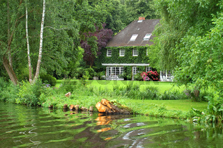 landhaus bei luebeck