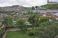 Ouro Preto, Hill View, Brazil