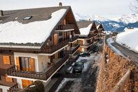 Cottages in Switzerland