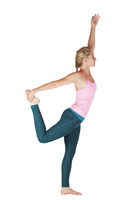 Yoga_Natarajasana_Tänzer_links