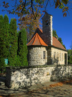 Friedhofskapelle St.Michael in Geislingen-Binsdorf