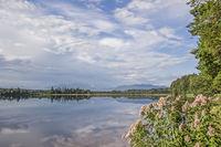 Sommerzeit am Kirchsee