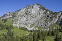 Benediktenwand mit Scharnitzalm