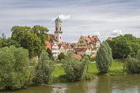 Kloster- und Kirchenkomplex St. Mang in Regensburg