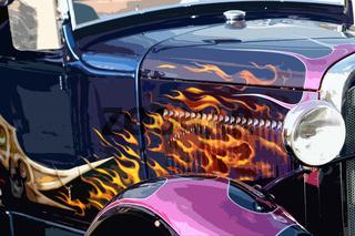Hot Rod Airbrush