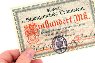 Notgeld / Emergency money