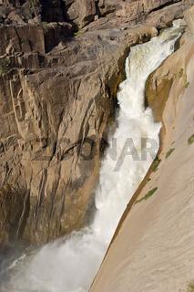 Augrabies Wasserfaellle, Orange Fluss, Augrabies Falls National Park, Suedafrika, Afrika, Augrabies falls, Oranje River, South Africa