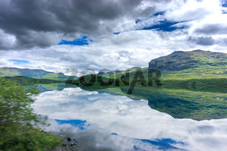 Landschaft in Jotunheimen-20