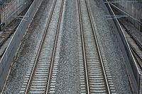 Merging Railway Tracks