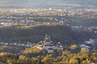 around Einkorn near Schwaebisch Hall