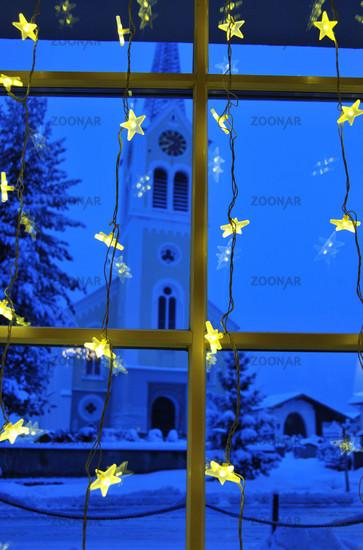 Weihnachtsdeko österreich.Foto Weihnachtsdeko Kleinwalsertal österreich Austria Bild 639760