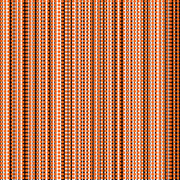 Seamless Retro Pattern with Vertical Stripes and Circles