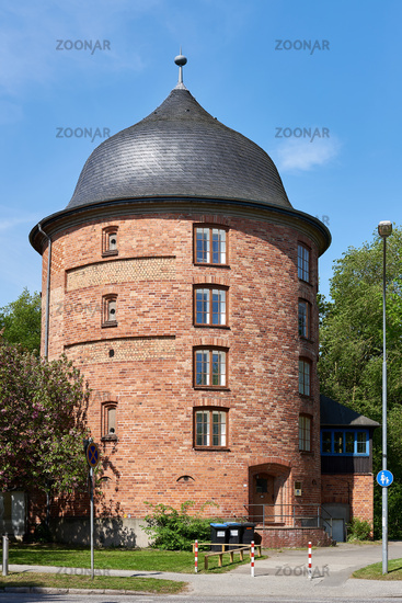 Foto Bunker Am Mühlentor Lübeck Deutschland Bild 11916542