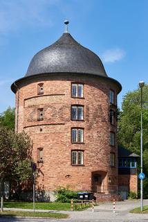 Bunker am Mühlentor, Lübeck, Deutschland