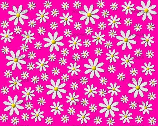 Hintergrund der Blumen Muster