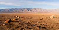 Panamint Range Mountains Death Valley National Park California