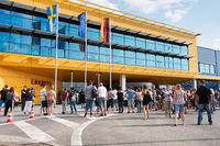 Ikea in Magdeburg