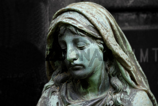 Friedhofskulptur