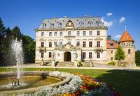 Schloss Altdöbern, Landkreis Oberspreewald-Lausitz, Brandenburg, Deutschland