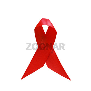 red ribbon aids hiv